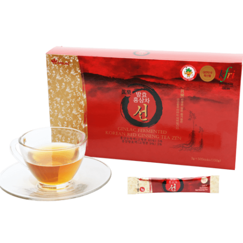 Fermented Red Ginseng TEA ZEN